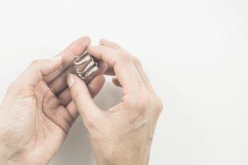 anillo tenedor