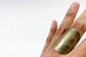 anillo cucharilla