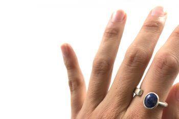 anillo lapislazuli