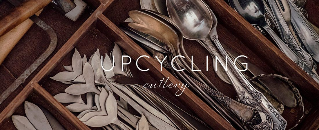 upcycling cutlery