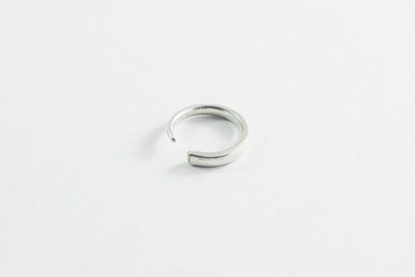 anillo güah plata
